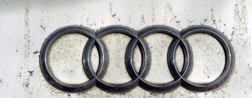 Audi erkennt 800 Mio. Euro Bußgeld wegen Abgasmanipulationen an